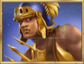 Tigers Glory video slot gokkast - Gladiator 2 symbool