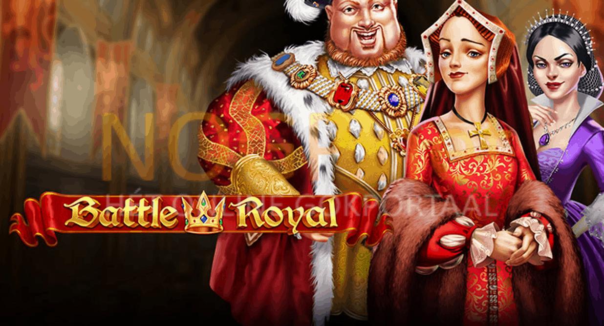 Battle Royal video slot van Play'n GO