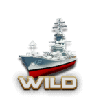 Battleship Direct Hit! Wild Symbool