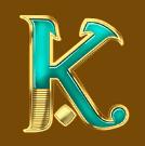 Book of Dead slot - Koning symbool