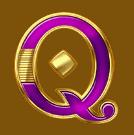 Book of Dead slot - Koningin symbool