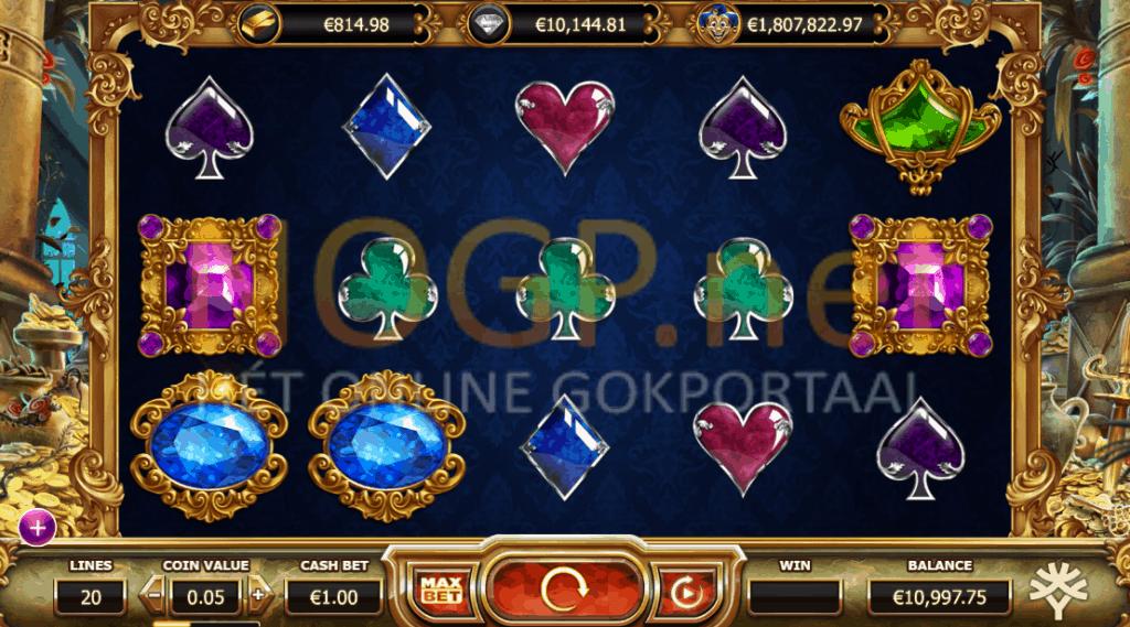 Empire Fortune gokkast screenshot