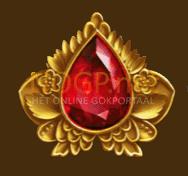 Empire Fortune video slot gokkast - Rode juweel symbool