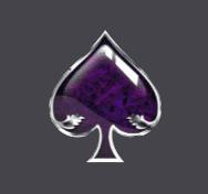 Empire Fortune video slot gokkast - Schoppen symbool