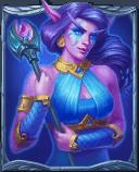 Immortal Guild slot - Night Elf mage symbool