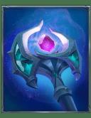 Immortal Guild slot - Staff symbool