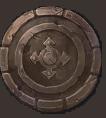 Immortal Guild slot - Stenen munt