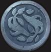 Immortal Guild slot - Zilveren munt