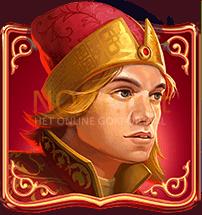 Ivan and the Immortal King video slot gokkast - Ivan symbool