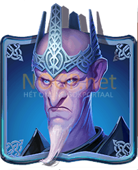Ivan and the Immortal King video slot gokkast - Koschei symbool