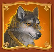 Ivan and the Immortal King video slot gokkast - Weerwolf symbool
