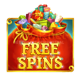 Jing Bells video slot - Free spins symbool