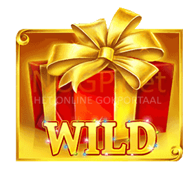 Jingle Bells video slot gokkast - Wild Symbool