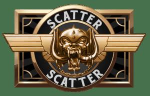 scatter symbool van de Motörhead slot