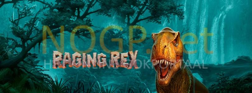 Raging Rex video slot