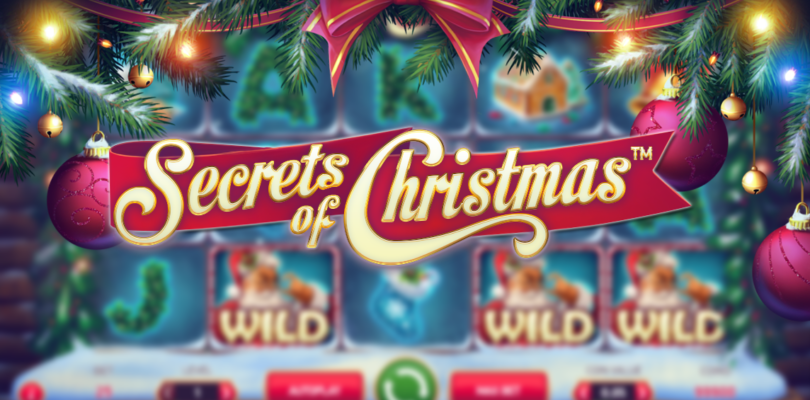 Secrets of Christmas video slot
