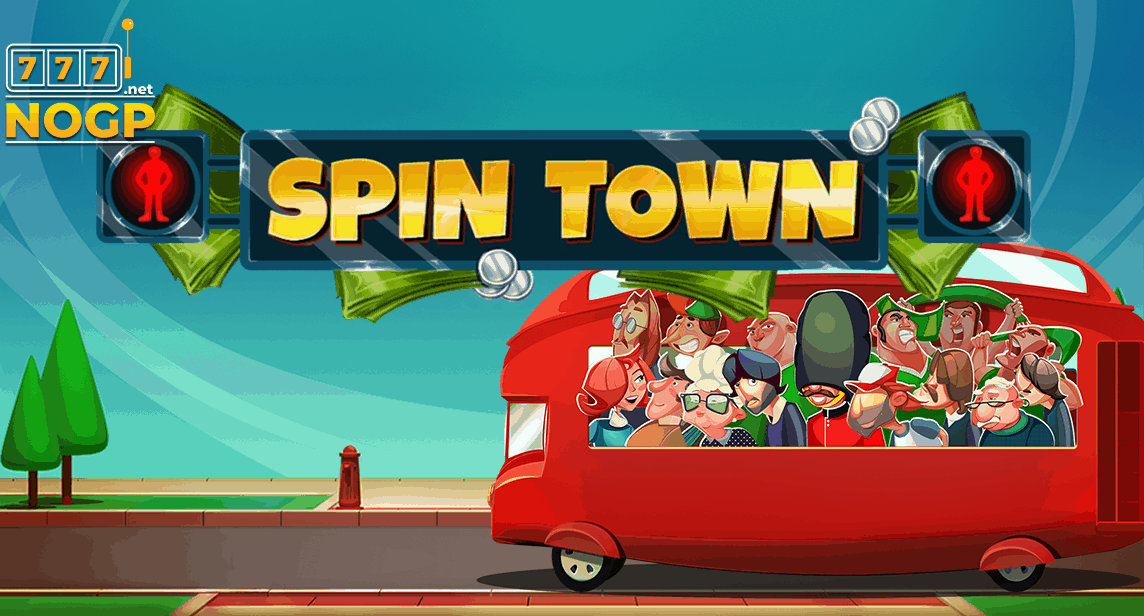 Spin Town video slot van Red Tiger Gaming