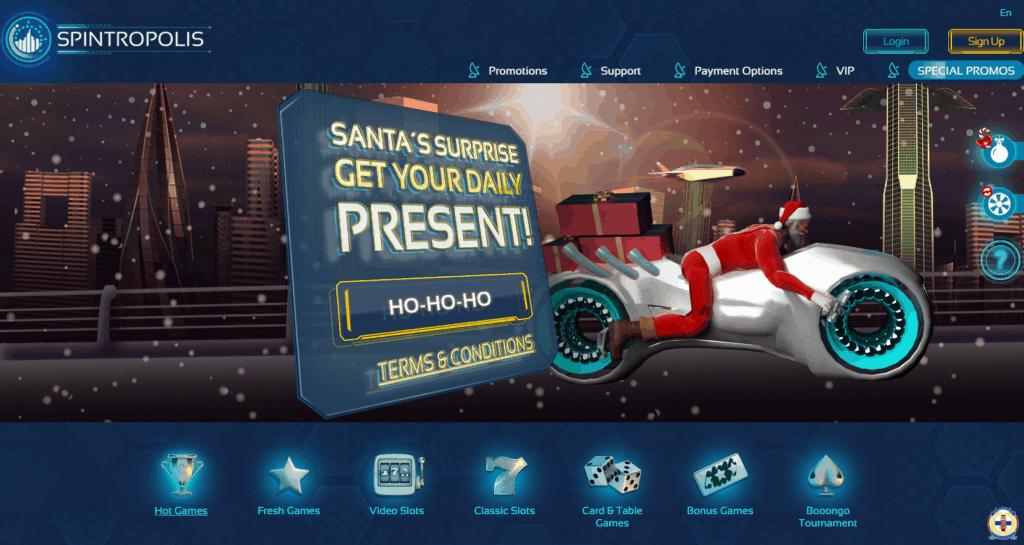 Spintropolis Desktop screenshot