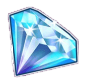 Joker Star video slot gokkast - Diamant symbool