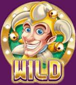 Star Joker video slot - Wild Joker symbool
