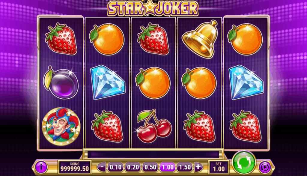 Star Joker video slot Play'n GO