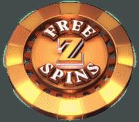 Cazino Cosmos slot - Scatter symbool