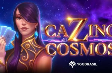 Cazino Cosmos Yggdrasil slot