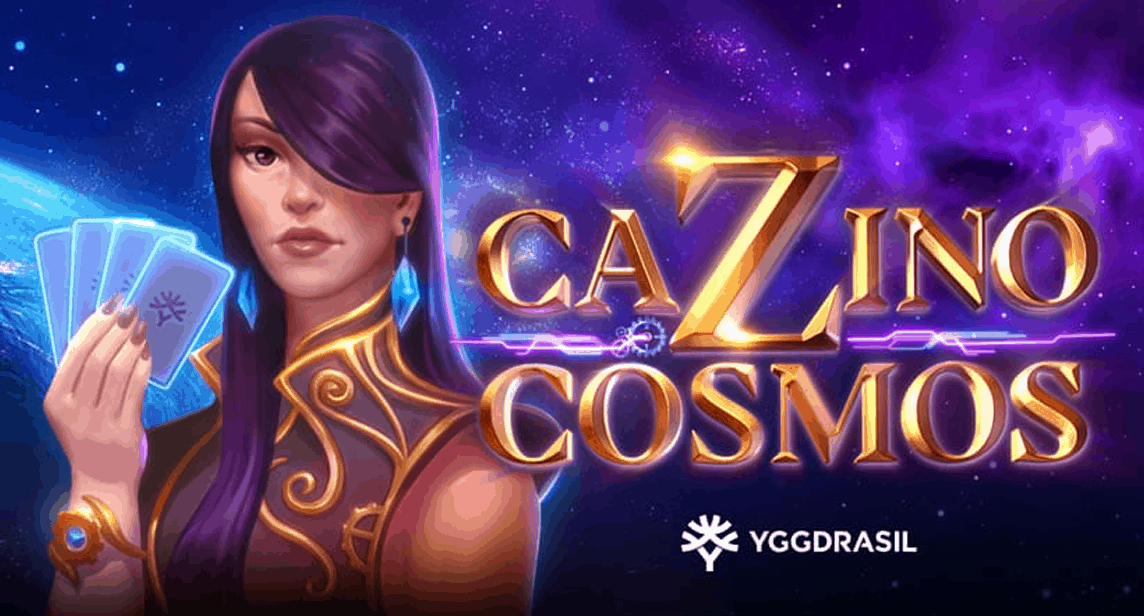 Cazino Cosmos video slot van Yggdrasil