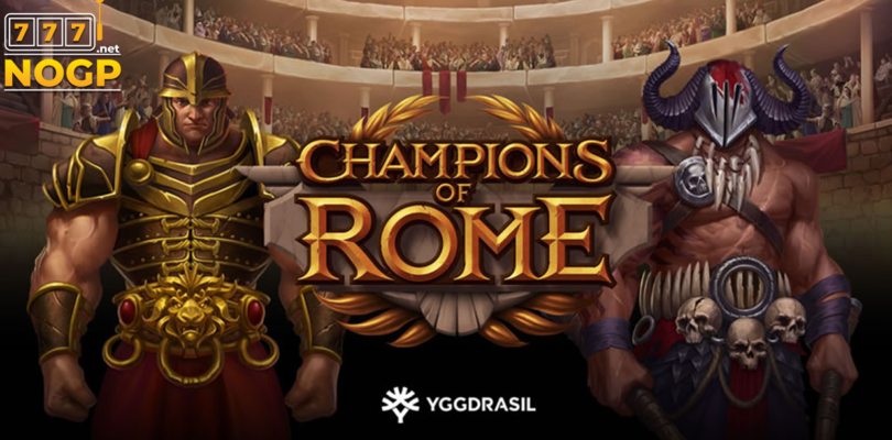 Yggdrasil's Champions of Rome slot