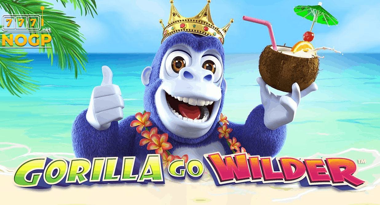 Gorilla Go Wilder video slot van Nextgen Gaming