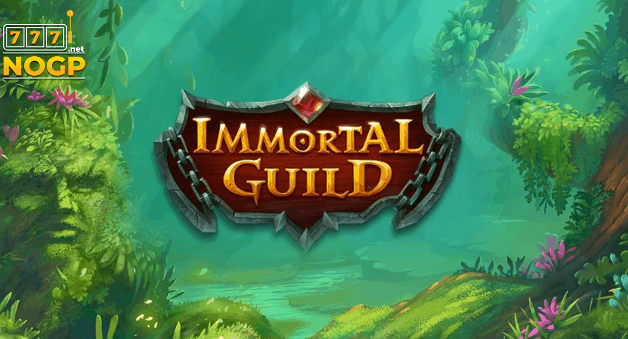 Immortal Guild video slot van Push Gaming