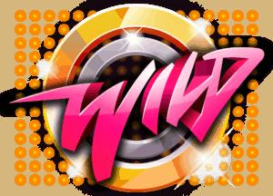 Neon Staxx slot - Wild symbool