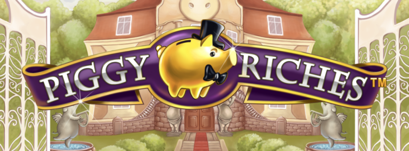 Piggy Riches videoslot