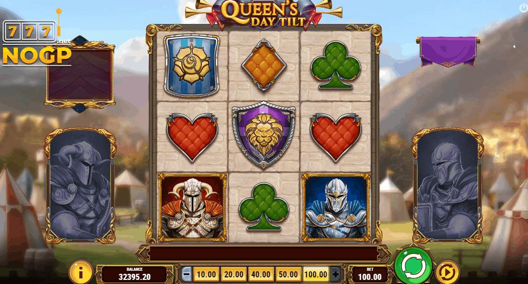 Queens Day Tilt gokkast van Play'n GO screenshot