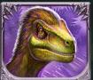 Raging Rex video slot gokkast - Dinosaurus 1 symbool