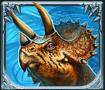 Raging Rex video slot gokkast - Dinosaurus 3 symbool