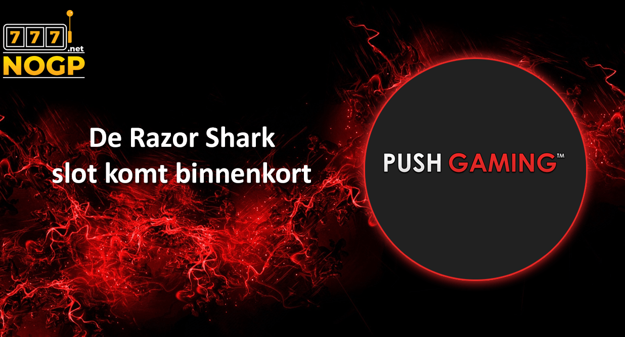 Razor Shark video slot van Push Gaming
