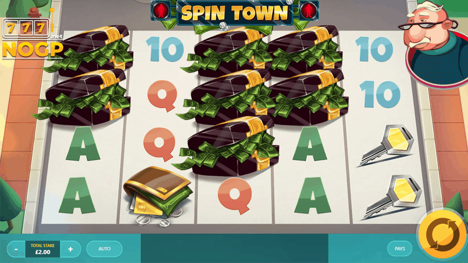 Spin Town video slot