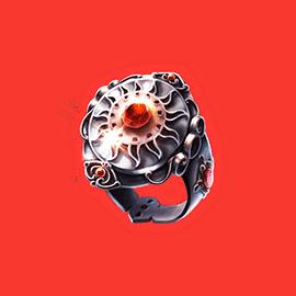 The Wiz video slot gokkast - Ring symbool