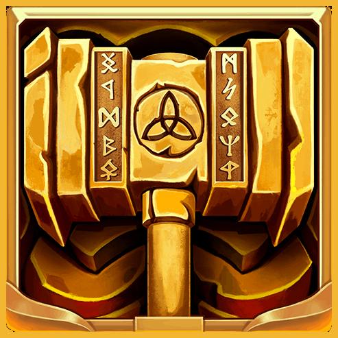 Thors Lightning symbool 1