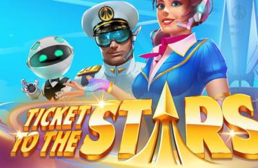Ticket to the Stars videoslot