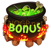 Het Bonus Pot symbool