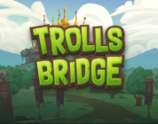 Trolls Bridge video slot Yggdrasil