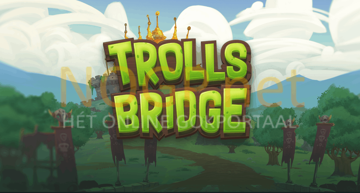 Trolls Brdige video slot van Yggdrasil