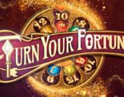 De Turn Your Fortune videoslot ook in MAX variant.