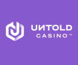 Untold Casino logo  diamond
