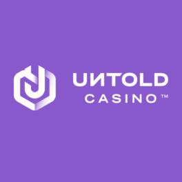 Untold Casino logo diamond