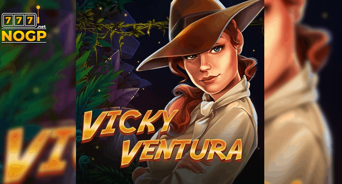 Vicky Ventura video slot van Red Tiger Gaming