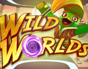 Wild Worlds slot logo