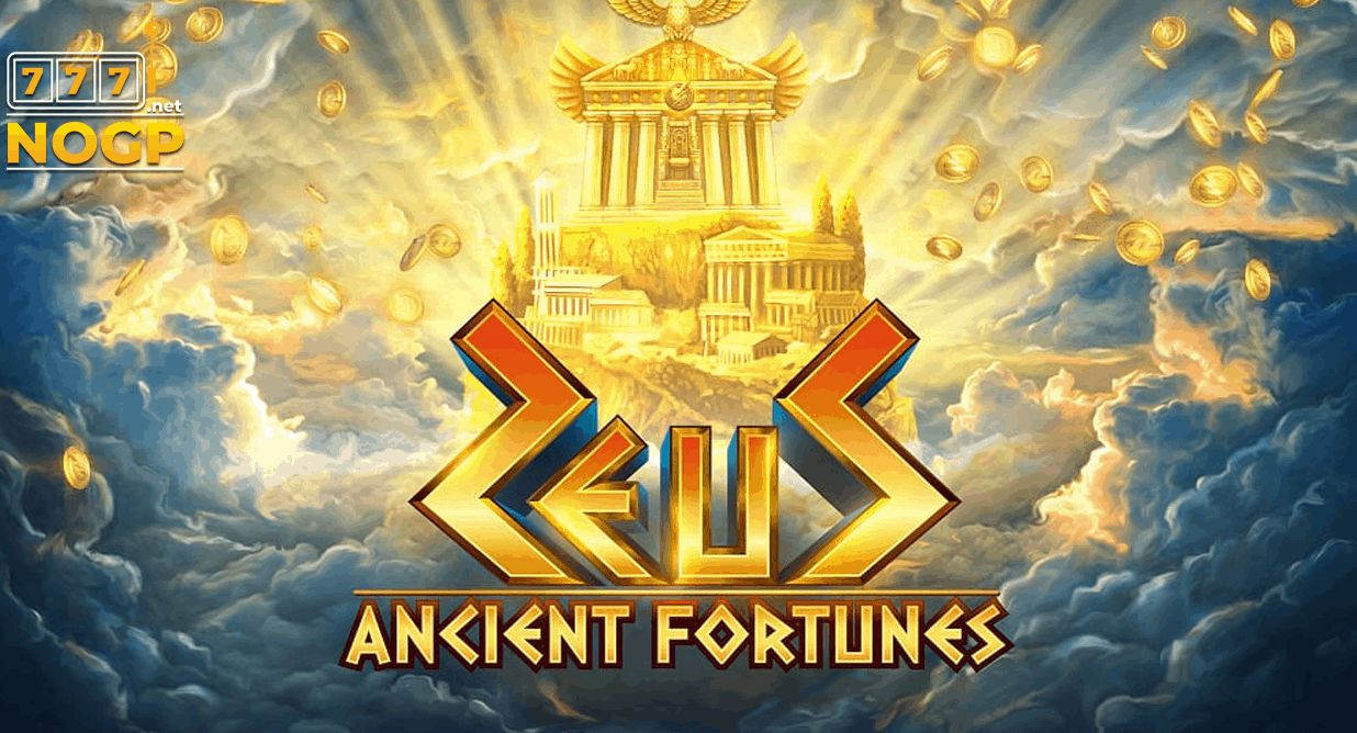 Ancient Fortunes: Zeus video slot van Microgaming
